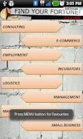 Screenshot of Business INFO