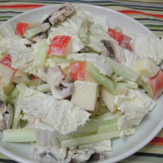 All-White Salad