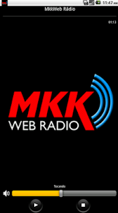 MkkWeb Rádio- screenshot thumbnail