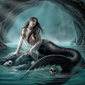 Mermaid HD Jigsaw Puzzles icon
