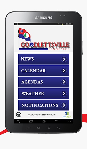 City of Goodlettsville HD