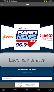 Band Rádios- screenshot thumbnail