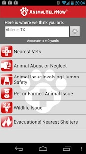 Animal Help Now - screenshot thumbnail