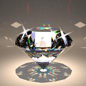 Spin. Diamond Wallpaper 480p