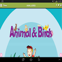 Animal and Birds icon