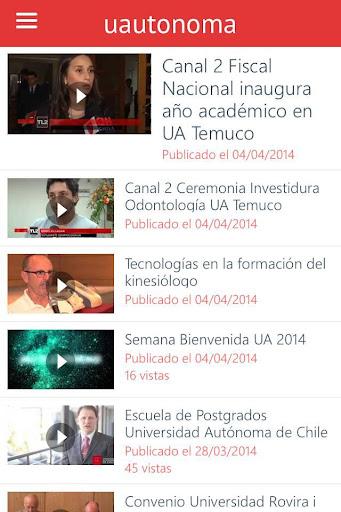 Redes Sociales UA