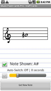 Music Flash Cards Pro - screenshot thumbnail
