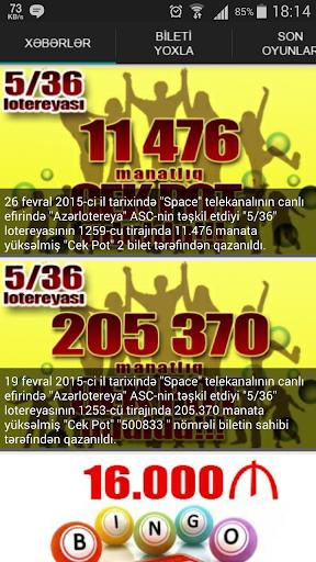 Azerlotereya loto info