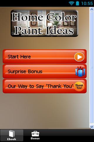 Home Color Paint Ideas