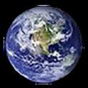 카카오톡 우주 테마 icon
