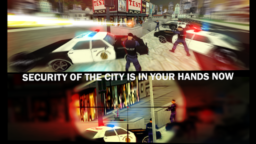 警官VSテロリスト3D-無料ゲーム
