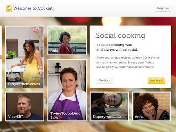 Cooklet for tablets Screenshot 11