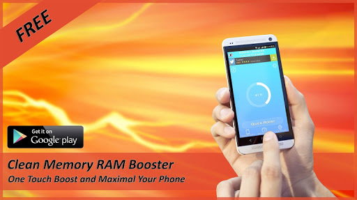 Memory Clean RAM Booster