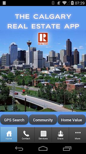 The Calgary Real Estate App