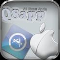 اخبار الايفون Q8app icon