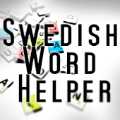 Swedish Word Finder