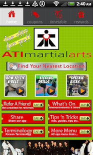 ATI Martial Arts- screenshot thumbnail