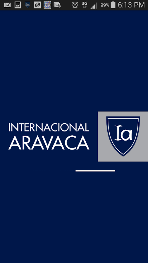 Internacional ARAVACA- screenshot