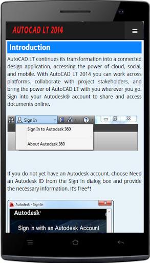 Guide AutoCad LT 2014