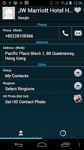 RocketDial 4.0 alike Theme - screenshot thumbnail