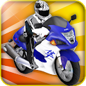 Crazy Moto Racing Free icon