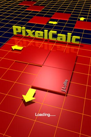 PixelCalc- screenshot