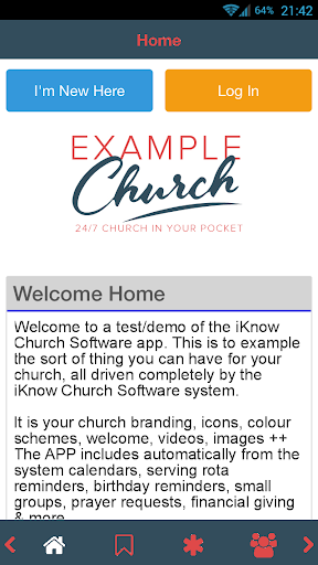 Example Church
