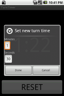 TurnTimer- screenshot thumbnail