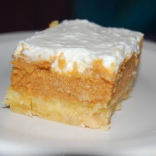 Canned Pumpkin Yellow Cake Mix Recipes.