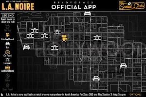 Screenshot of BradyGames Official L.A. Noire