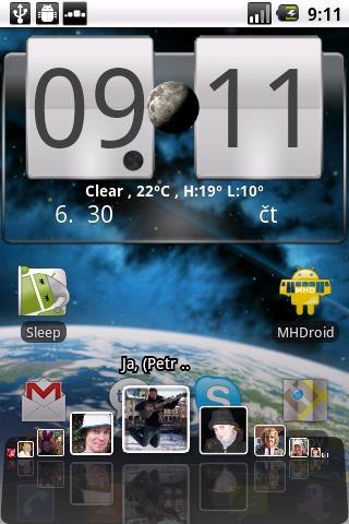 Dock4Droid - screenshot