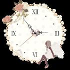 *sweet* Analog Clock Widget icon