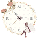 *sweet* Analog Clock Widget image