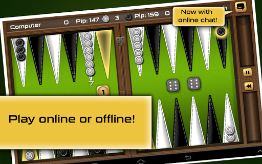 Backgammon Gold PREMIUM for Android - Version 2 3 0 | Free