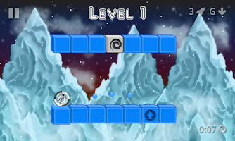 Screenshot of GRAVL