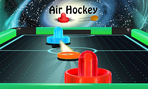 Air Hockey - Ice to Glow Age