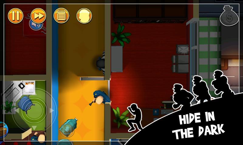 Robbery Bob Free AJA screenshot #7