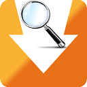 aptoide search mobile app icon