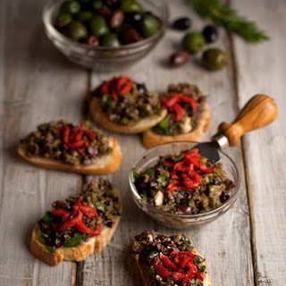 Olive Tapenade.