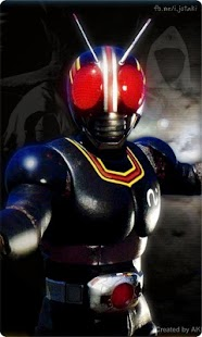 Kamen Rider Black Wallpapers