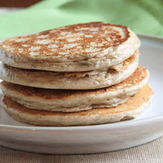 Banana & PB2 Pancake.