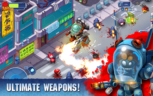 Monster Shooter 2 v1.0 [Mod Money] APK