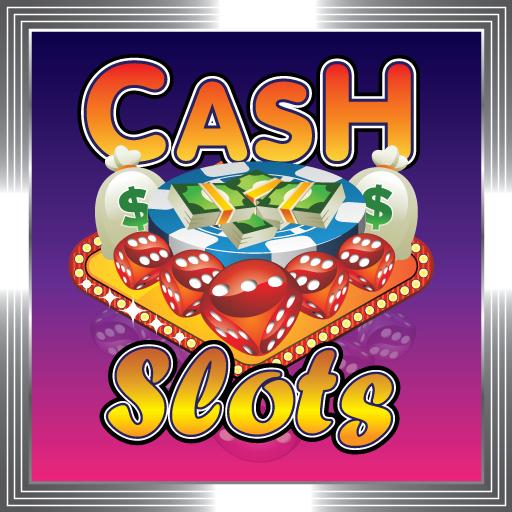 Cash Slots Slot Machine LOGO-APP點子