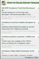 Screenshot of How to Make Money Online!