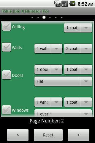 Painting Job Estimator Free - Android Apps On Google Play