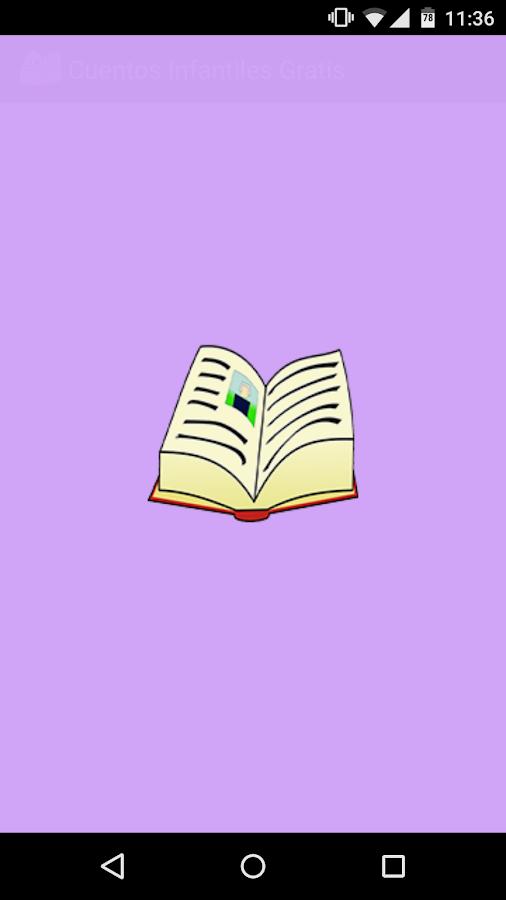 Audio cuentos infantiles - screenshot