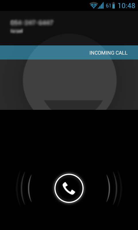 Call Me! Fake a Call - screenshot