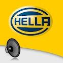Hella Horns logo
