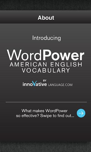 WordPower Lt American English