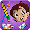 Draw & Color Chhota Bheem